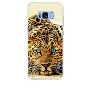 Samsung S8 - Cover - Tiger